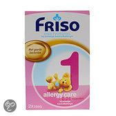 Friso 1 Allergy 0-6 Maanden