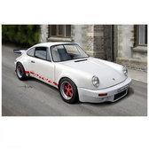 Revell Modelset Porsche Carrera