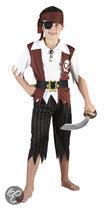 Luxe Piraat Calico - Kostuum - 7-9 jaar