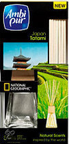 Ambi Pur Geurstaaf National Geographic Japan Tatami