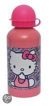 Hello Kitty aluminium drinkbeker