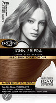 John Frieda Precision Foam Colour 7Pbn Dark Cool Pearl Blonde - Haarkleuring