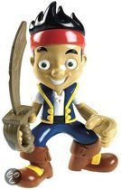 Fisher-Price Jake en de Nooitgedachtland piraten Yo Ho Lets Go Pratende Jake