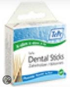 TePe met Fluoride Extra dun - 160 st - Tandenstoker