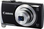 Canon PowerShot A2500 - Zwart