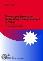 Erfahrungen Japanischer Entwicklungszusammenarbeit in Nepal