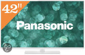 Panasonic TX-L42E6EW - LED TV - 42 inch - Full HD - Internet TV - Wit