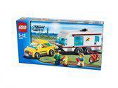 Lego City Auto en Caravan - 4435