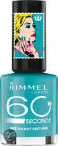 Rimmel 60 seconds RO collectie - 863 Do Not Disturb - Nailpolish