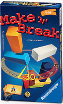 Ravensburger Make 'n' Break - Reisspel