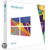 Microsoft Windows 8 - Nederlands / 32-bit/64-bit / Upgrade