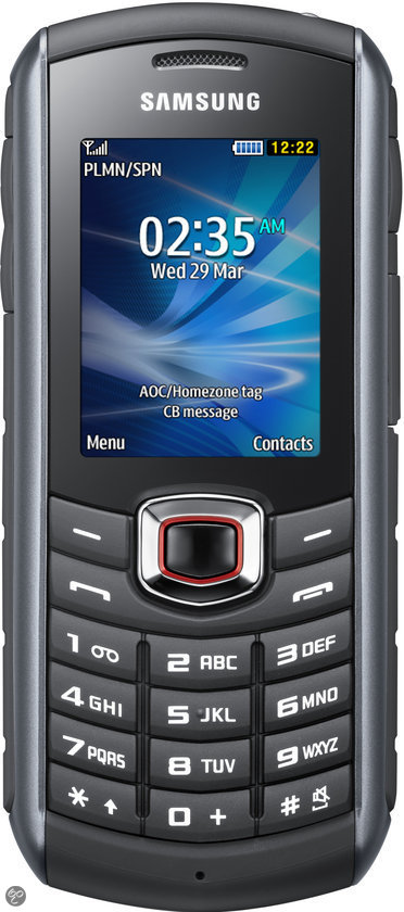 Samsung Xcover 271 (B22710) - Noir Black