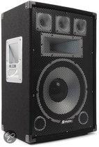 Skytec TX12 PA - DJ Passieve Luidspreker - Zwart