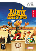 Asterix en de Olympische Spelen