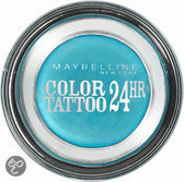 Maybelline Eyestudio Color Tattoo - 20 Turquoise Forever - Oogschaduw