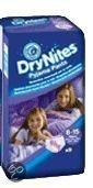 Drynites Girl - Absorberende Broekjes 8-15 jr