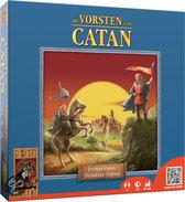 De Vorsten van Catan: Uitbreiding de Donkere Tijden - kaartspel