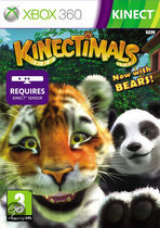Foto van Kinectimals Gold Edtion (Incl. Bears)
