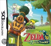 Foto van The Legend Of Zelda: Spirit Tracks