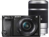 Sony Alpha 6000LB + 16-50mm + 55-210mm - Systeemcamera