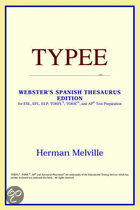Typee (Webster's Spanish Thesaurus Edition)