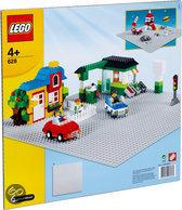 LEGO Basic Grote grijze grondplaat (48 x 48 noppen) - 628