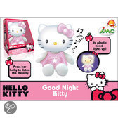 Hello Kitty Pop Glow In The Dark