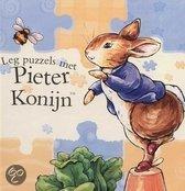 Leg Puzzels Met Pieter Konijn