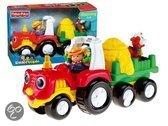 Fisher-Price Little People Tractor Voertuig