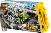 LEGO Racers Ramkraak op de weg - 8199