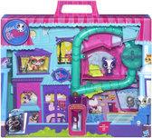 Littlest Pet Shop Het nieuwe Pet Shop huis