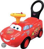 Cars McQueen - Loopauto met Licht en Geluid - Rood
