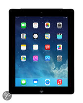 Apple iPad - met Retina-display - WiFi en 4G - 16GB - Zwart