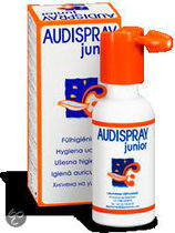 Audispray Junior  - 25 ml - Oordruppels