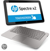 HP Spectre X2 13-H200ED - Hybride Laptop Tablet