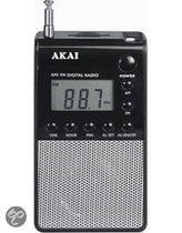 Akai APR25 Personal Pocket Radio