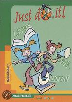 Just do it niveau 2 Antwoordenboek