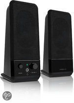 SPEEDLINK EVENT Stereo Speakers, schwarz