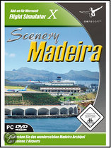 Madeira Scenery X (FS X Add-On)
