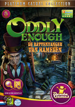 Oddly Enough: De Rattenvanger Van Hamelen