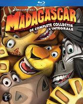 Madagascar 1 t/m 3 (Blu-ray)