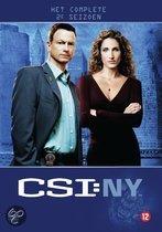 CSI: New York - Seizoen 2