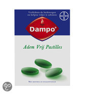 Dampo Ademvrijpastilles - 20 Pastilles