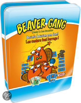 Beaver Gang - Kaartspel - Tin