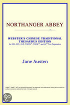 Northanger Abbey (Webster's Chinese-Trad