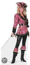 Luxe piraten kostuum dames 36 (s)