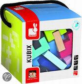 Kubix 50 gekleurde geometrisch