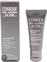 Clinique Skin Supplies Age Defense For Eyes - 15 ml - Oogcrème
