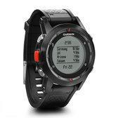 Garmin Fenix - GPS-horloge - Zwart