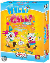 Halli Galli Junior - Karton